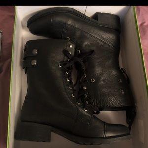 Sam Edelman Combat Boots - brand new in box.